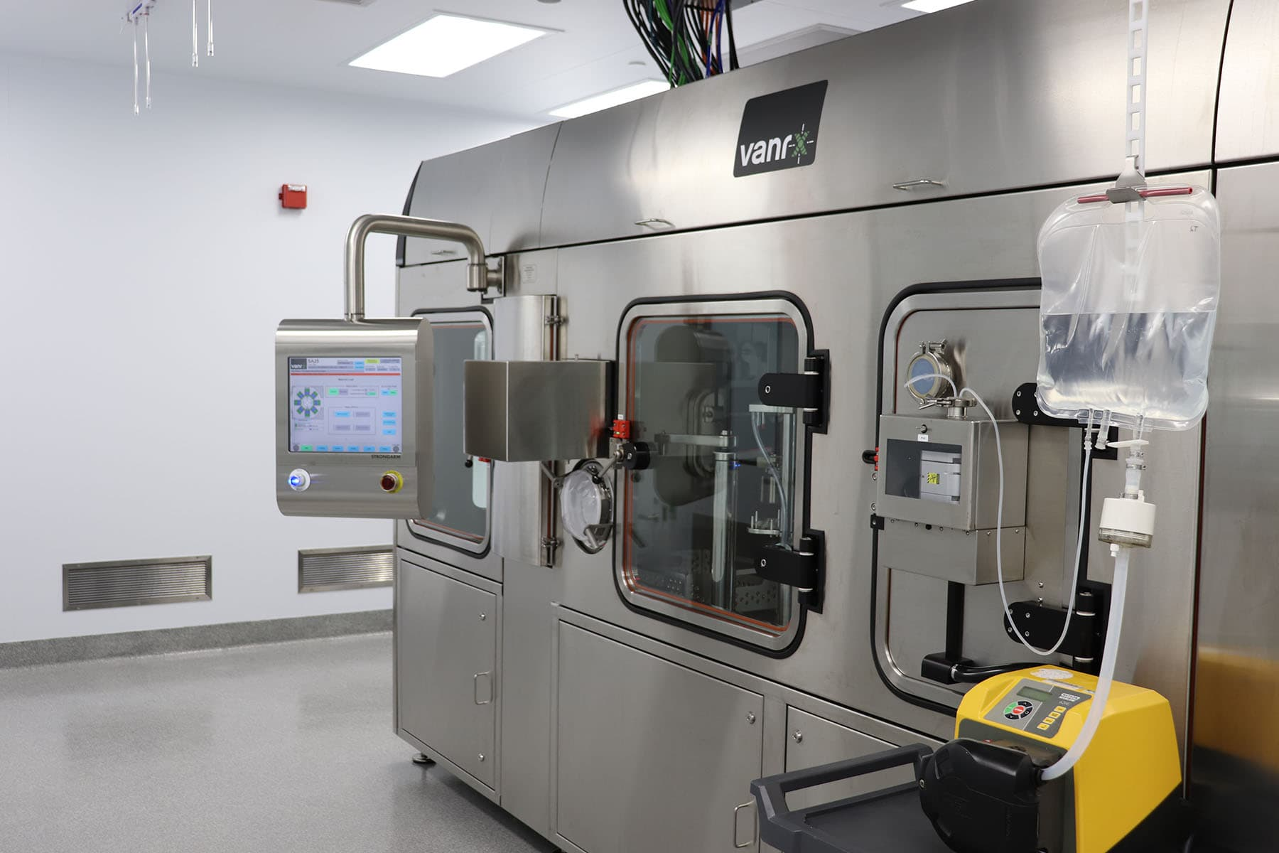 Emergent Biosolutions chose to install the SA25 in their Winnipeg site for superior product quality, sterility assurance and flexibility.