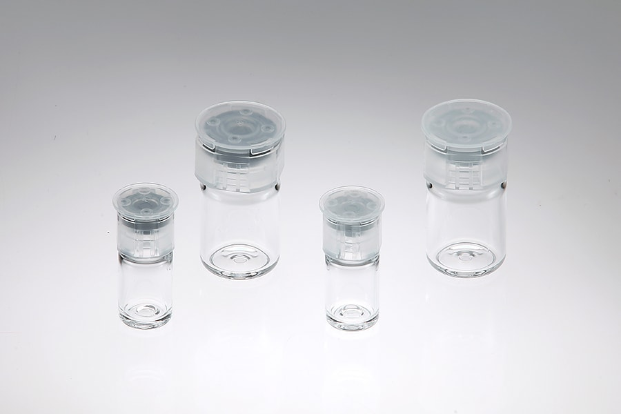 Both 13 mm and 20 mm sizes are available from Daikyo.