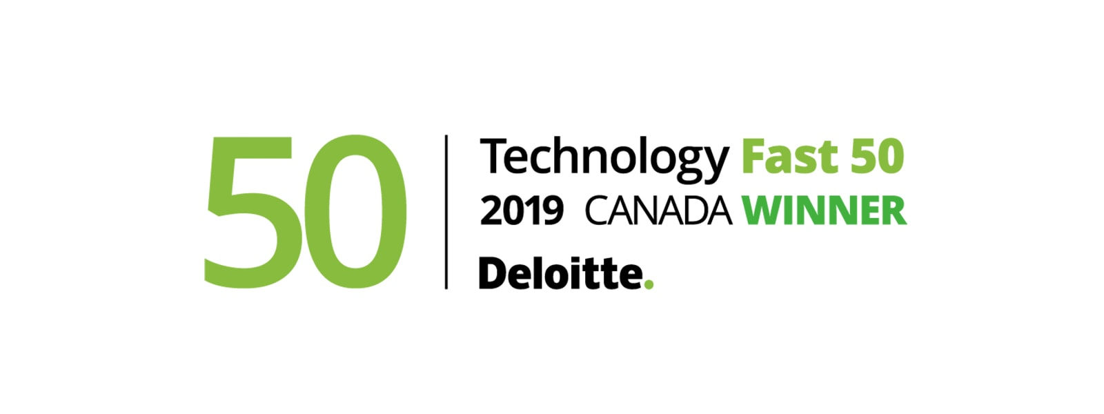 Deloitte named Vanrx one of the 50 fastest growing technology companies in Canada and one of the fastest 500 in North America in 2019.