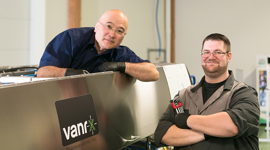 Vanrx employees value confidence, dedication and honesty.